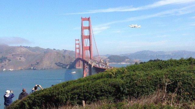 #FBF to the Space Shuttle Endeavour Making a Bay Area Victory Lap https://t.co/4DhFlFl2jN #GGBridgeKQED https://t.co/IhUELn3fSx