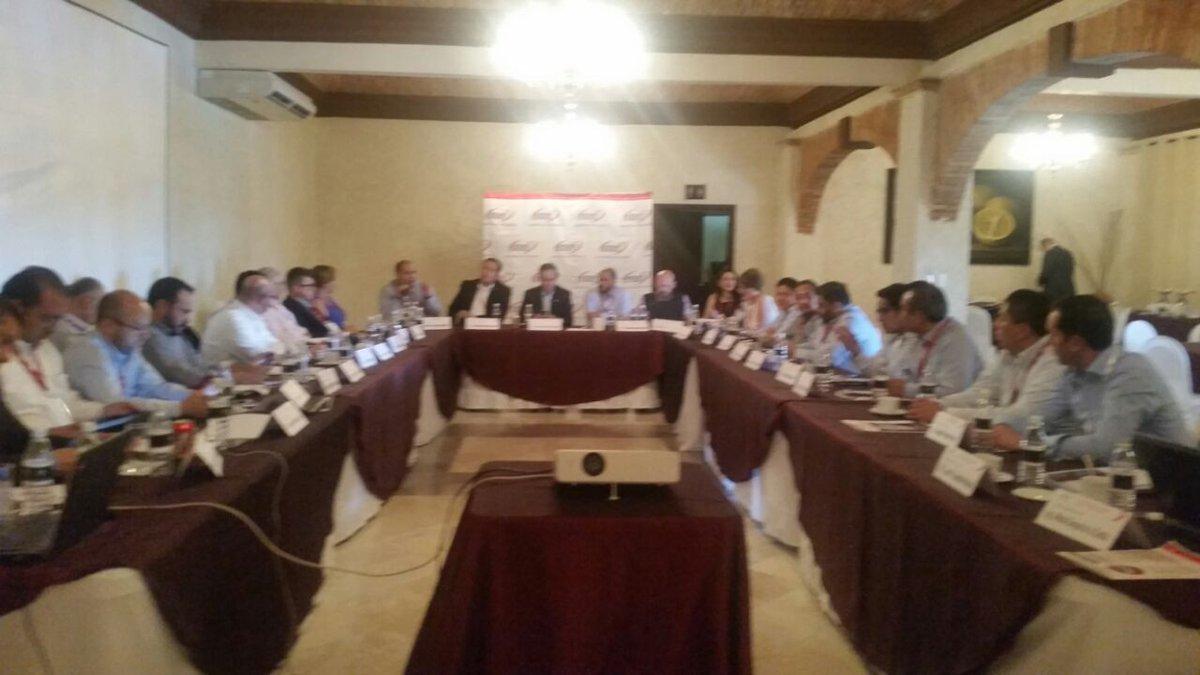 Comité Directivo Nacional de @IMEFOficial  en San Miguel de Allende, Guanajuato https://t.co/FMFsJ9ugxn
