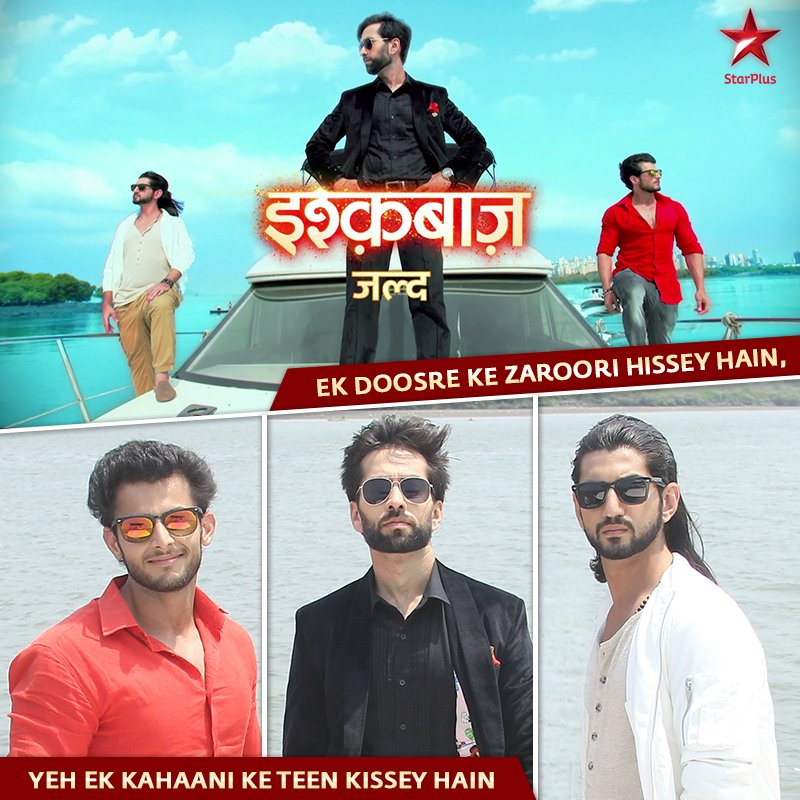 Rudra,Shivaay,Omkara,Ishqbaaz,Star Plus,serial,images,pic,pictures,photos,HD,Nakuul Mehta,Leenesh Mattoo,Kunal jai Singh,actors,lead