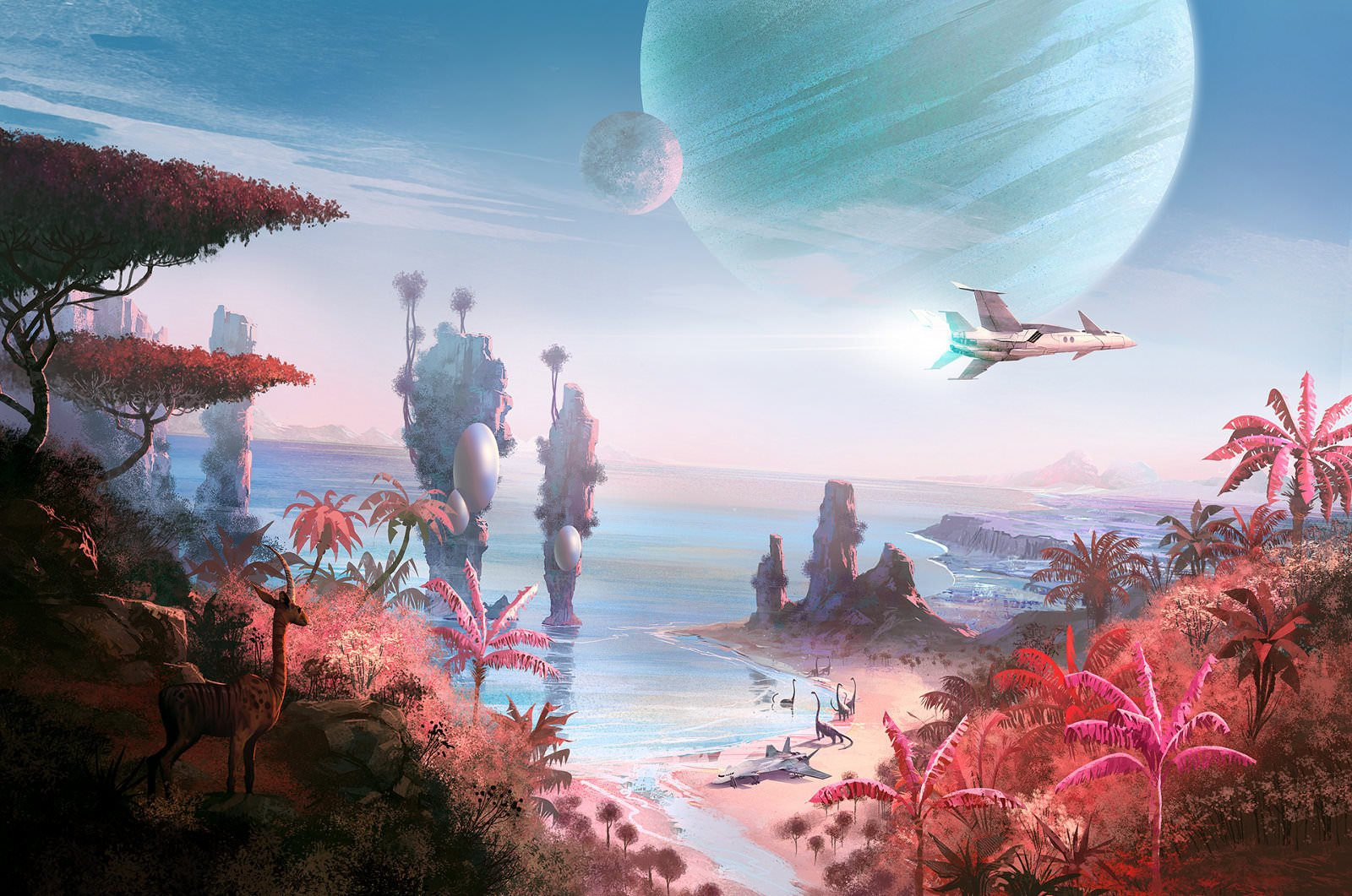 No Man's Sky Officially Delayed 1