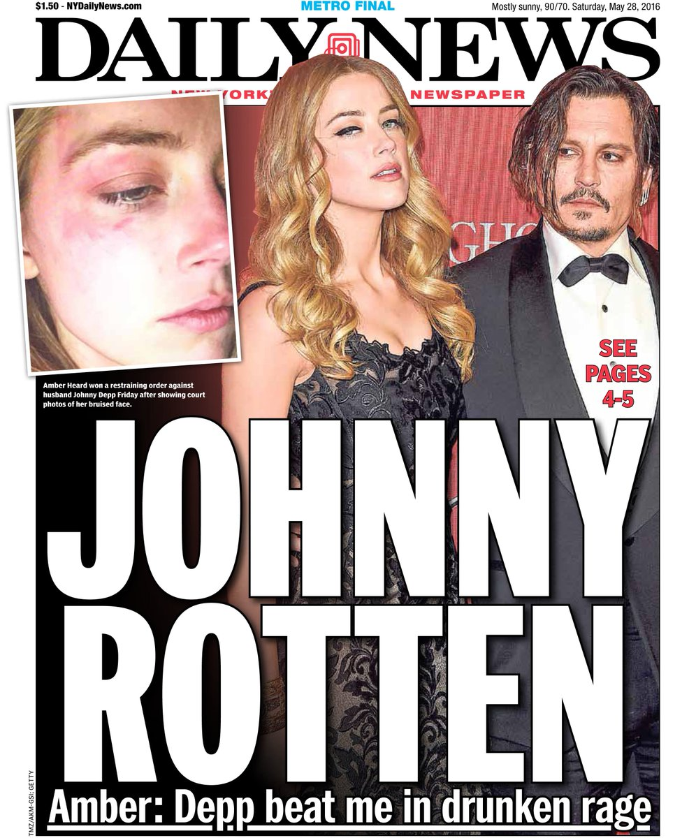 Johnny Rotten Amber Latest News Breaking News Headlines Scoopnest