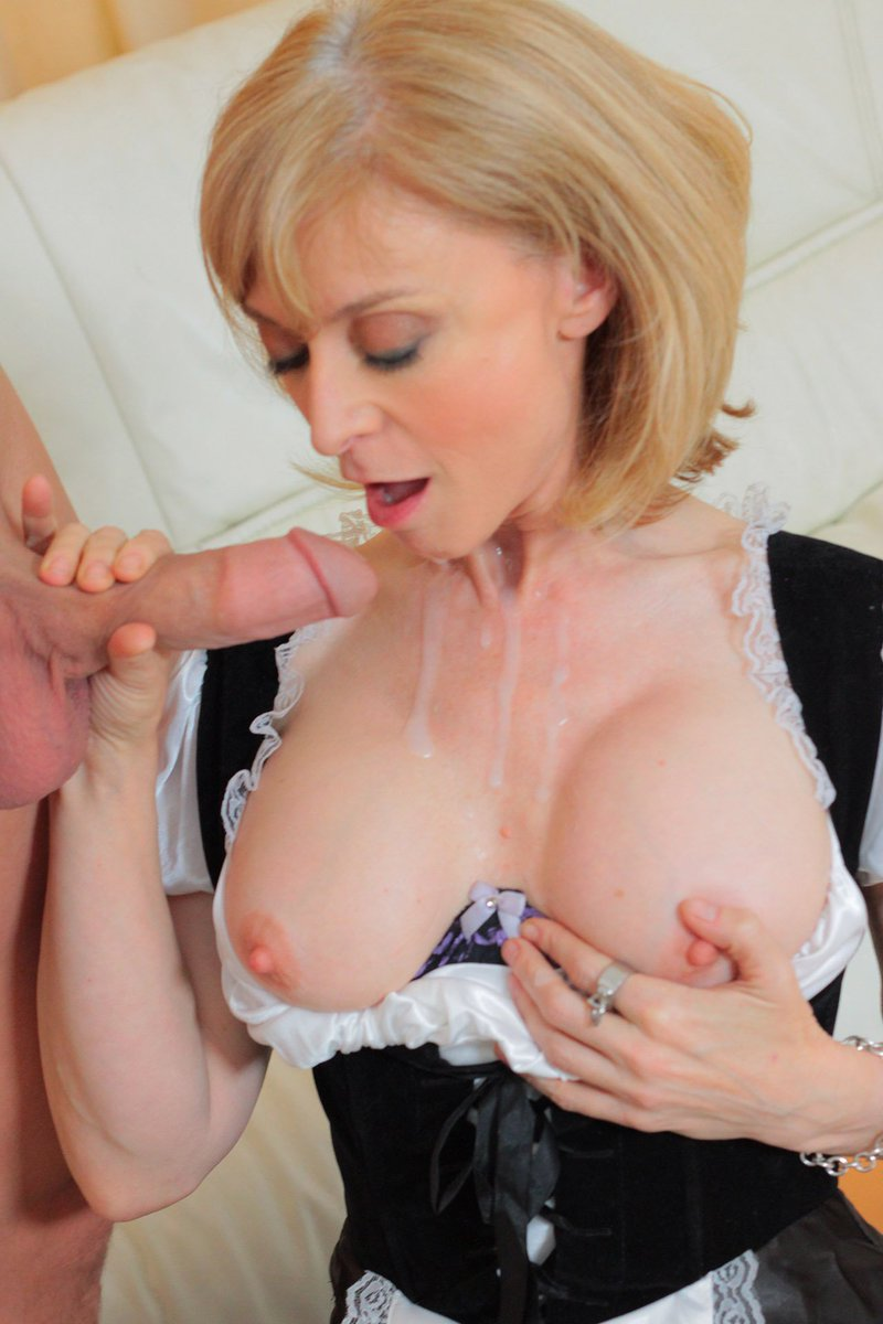 Ass milf nina hartley and peter north cumshot All Time