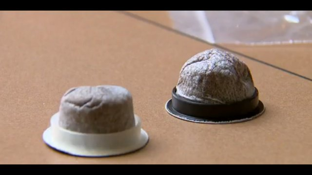 University tests compostable coffee pods