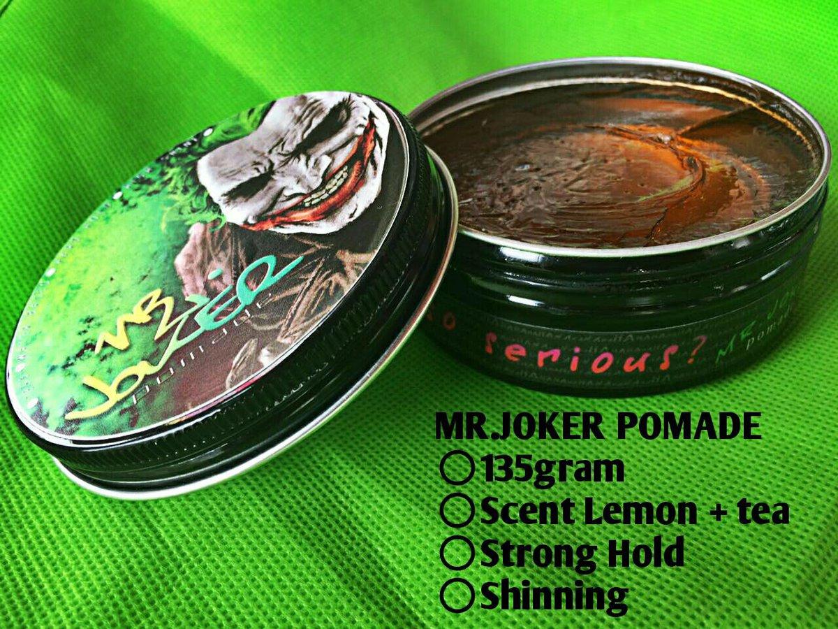 Yabajiqstreetstore On Twitter New Arrival Mr Joker Pomade Bau Lemon Tea 0179654378 Pekantv Phgkutwtup Kuantantv Kuantanpublic Twt Kuantan