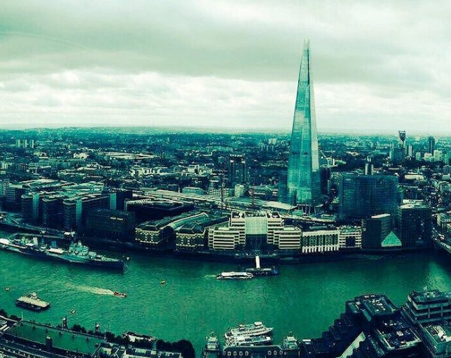 London has overtaken New York and Shanghai in a global ranking of top tech cities! @EYnews https://t.co/clImiHVTiW https://t.co/LCWxEwa0qV