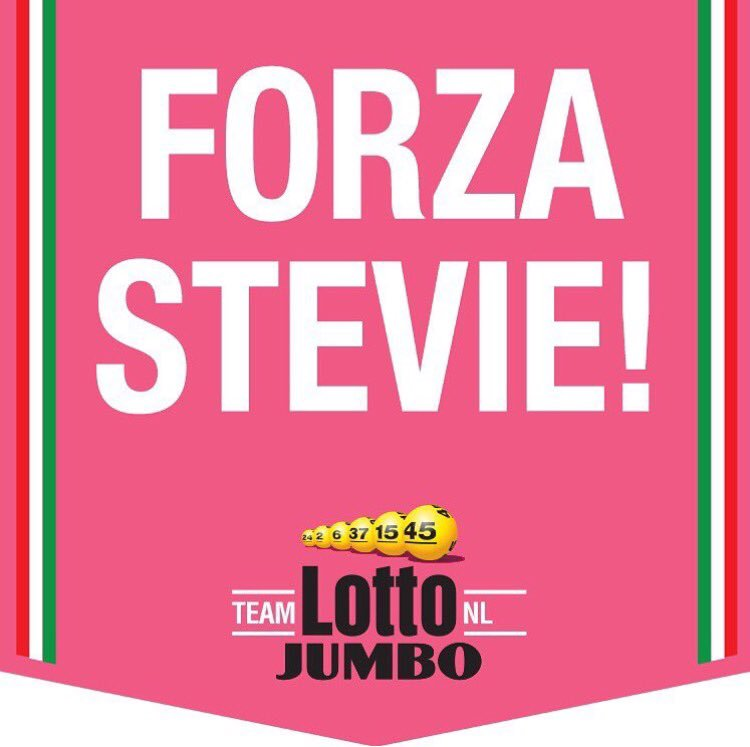 #ForzaStevie !!!!! https://t.co/fPfLoBYOeH