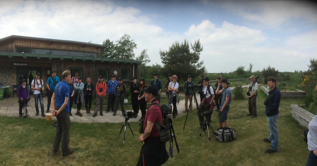 #birdcamp16 arrives at lakenheath fen, what will we find? @RSPBintheEast #YoungBirders @NGBirders @AFONature https://t.co/zimseWFzMD