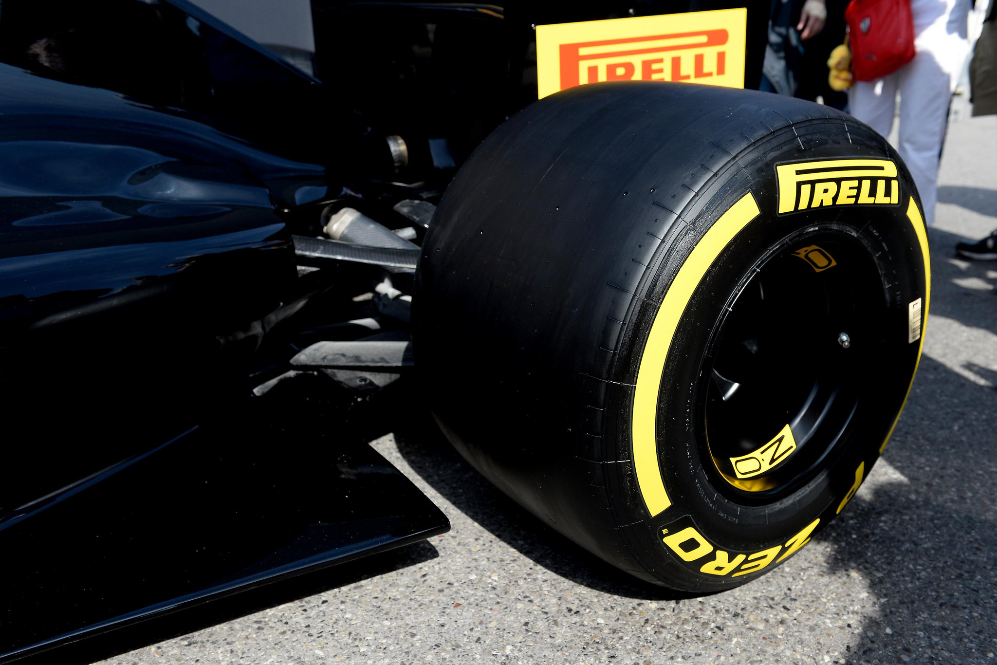 Tyre choices for Europe Grand Prix