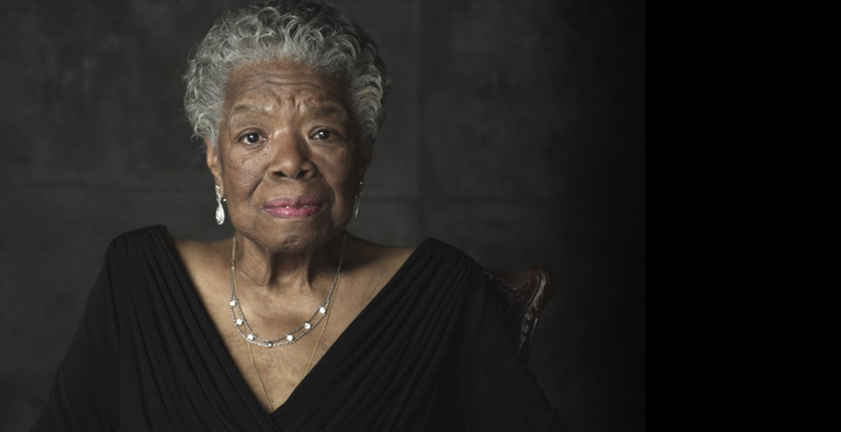 Today we're remembering Maya Angelou, who died on this day in 2014. https://t.co/kjG5T8F8qv https://t.co/S15HlNtlJw