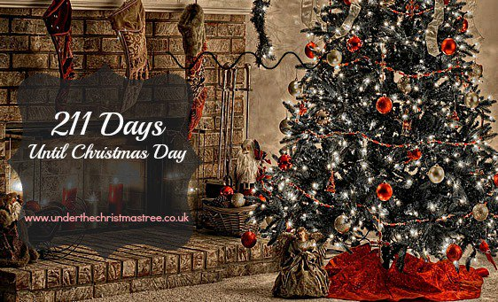 Days Till Christmas Uk.Underthexmastree On Twitter 211 Days Until Christmas Go