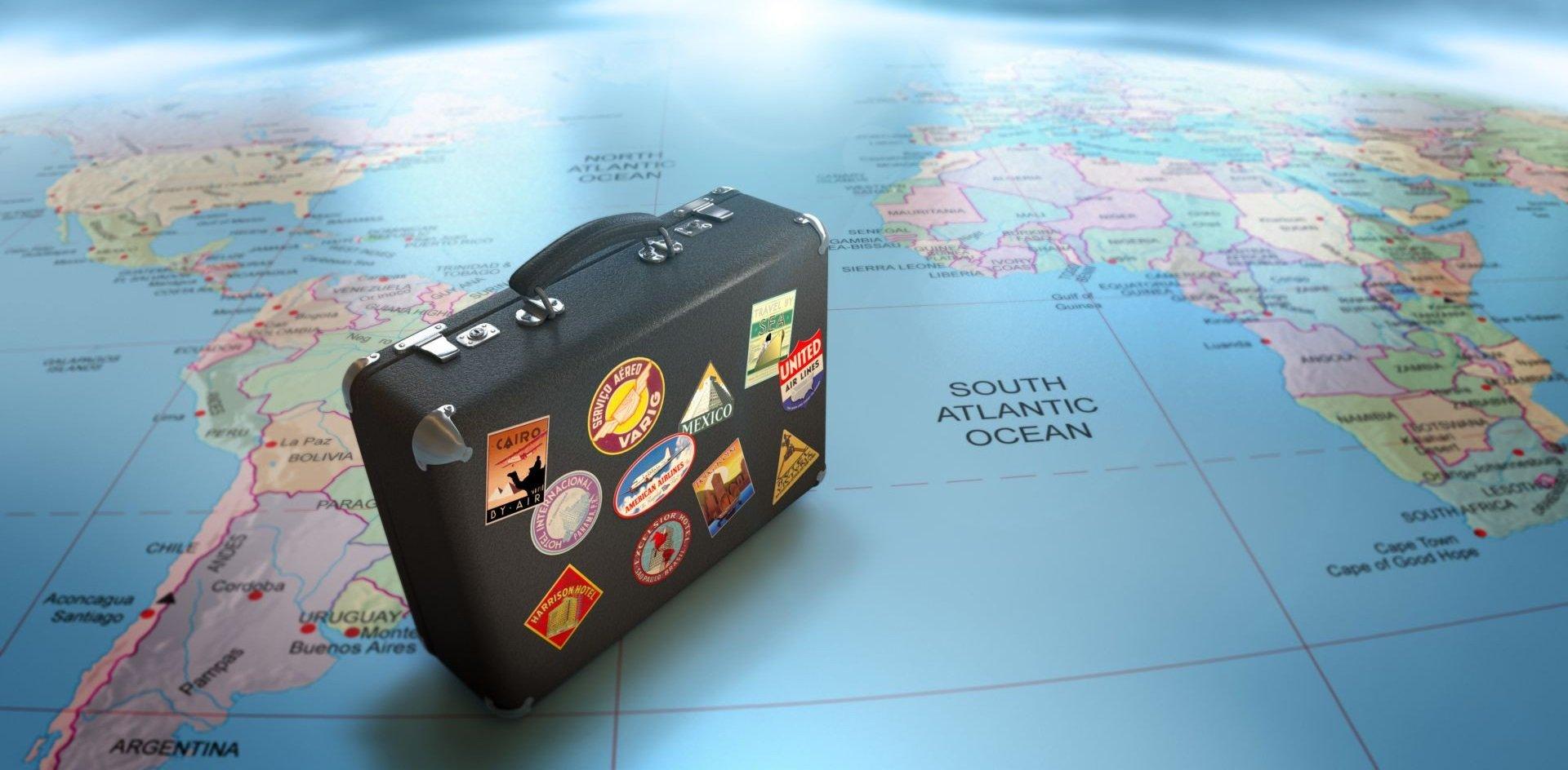 países a los que no se necesita visa para viajar