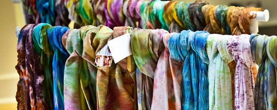 silk textile mills in india