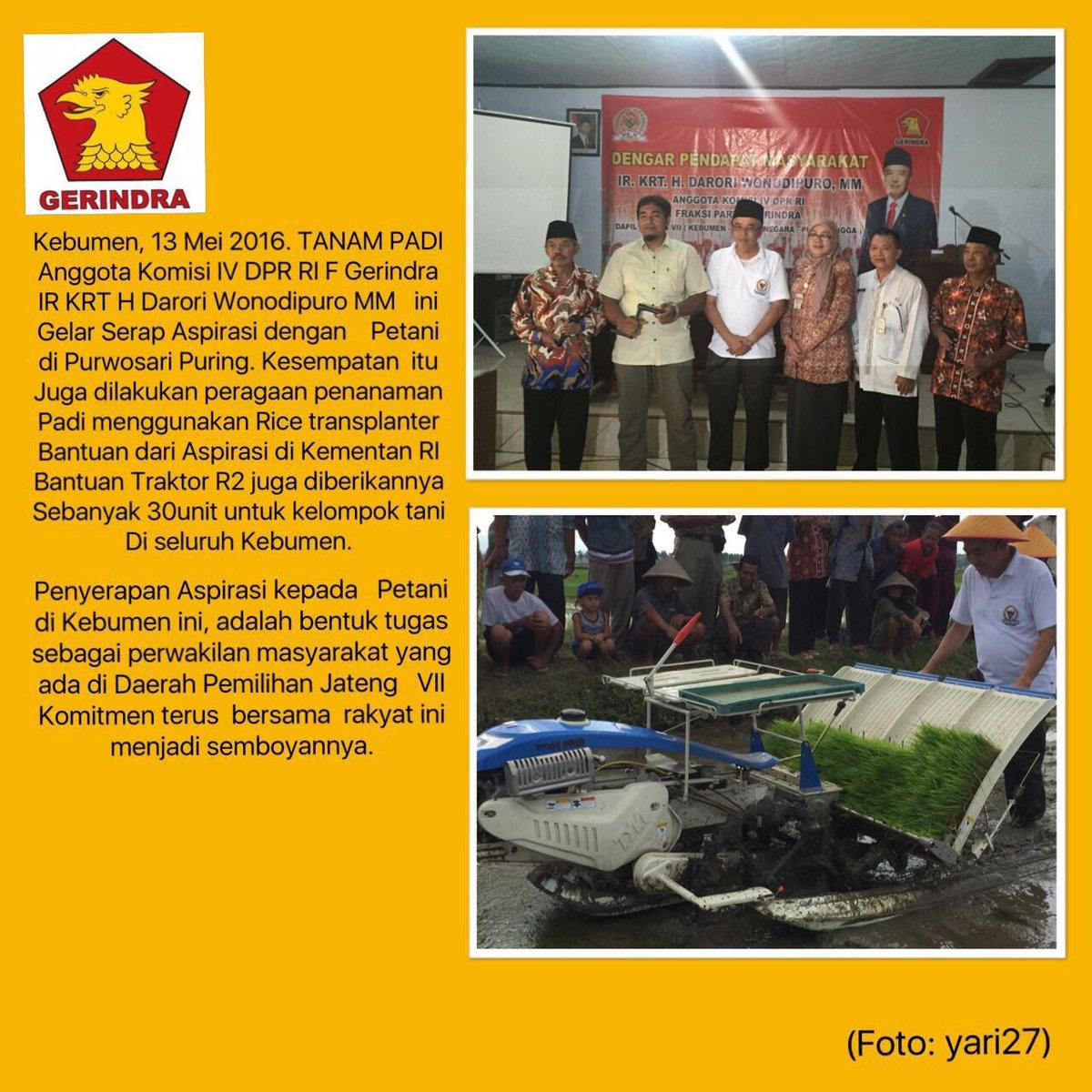 #anggotadprri #gerindra #komisi4 #gerindraindonesia #daroriwonodipuropic.twitter.com/L6tSjZTyeZ