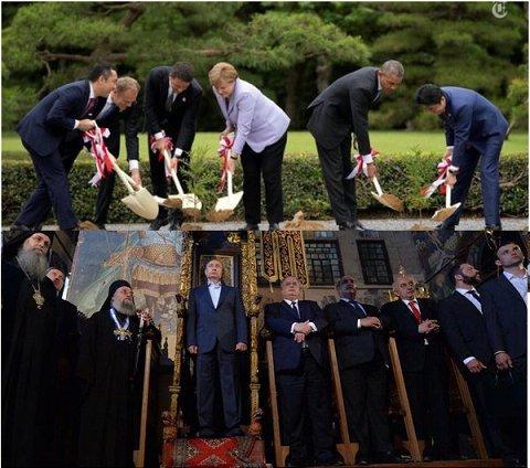 Стрельба на Донбассе не прекратится, пока Украина не внесет изменения в Конституцию, - Путин - Цензор.НЕТ 6365