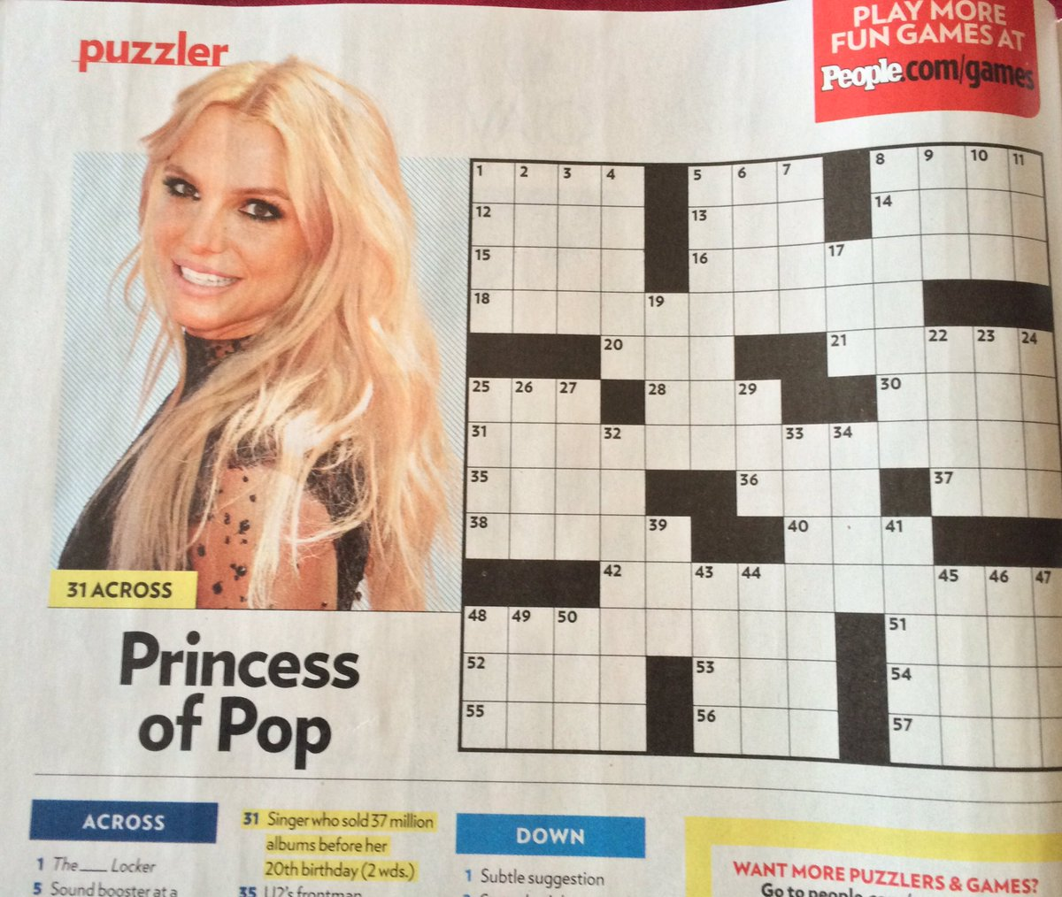 crystal on twitter in this weeks people magazine britneyspears