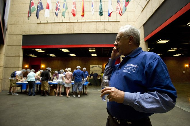 Despite continuing financial setbacks, the @uofmemphis business school soldiers on