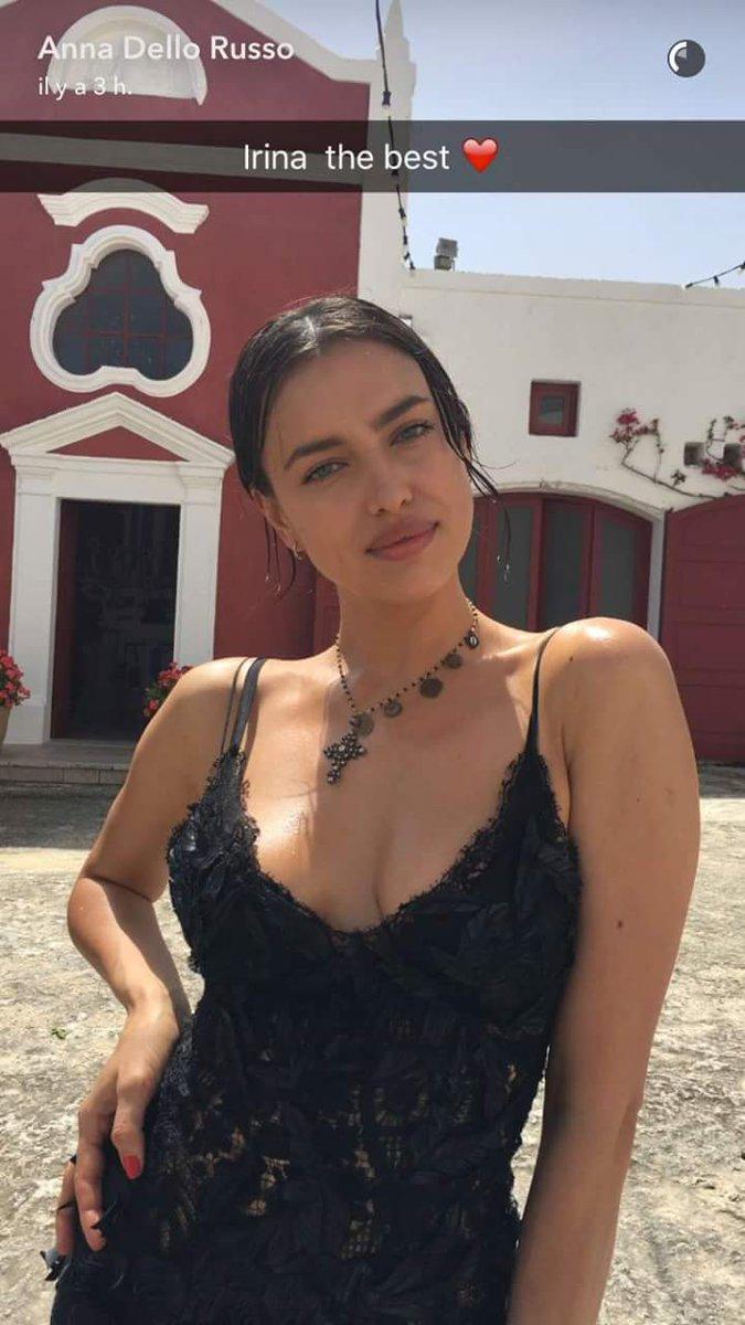 Snapchat Irina Shayk nude photos 2019