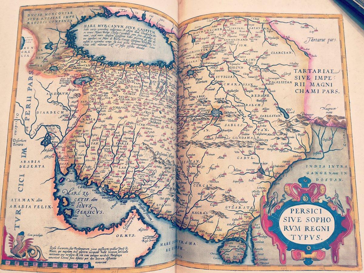 Rowena razak on twitter map of medieval persia exploring the rowena razak on twitter map of medieval persia exploring the safavid empire at the antiquarian book fair iranianstudies gumiabroncs Image collections