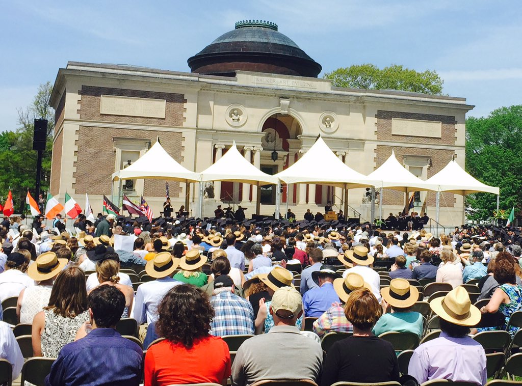 Thumbnail for Bowdoin Commencement 2016
