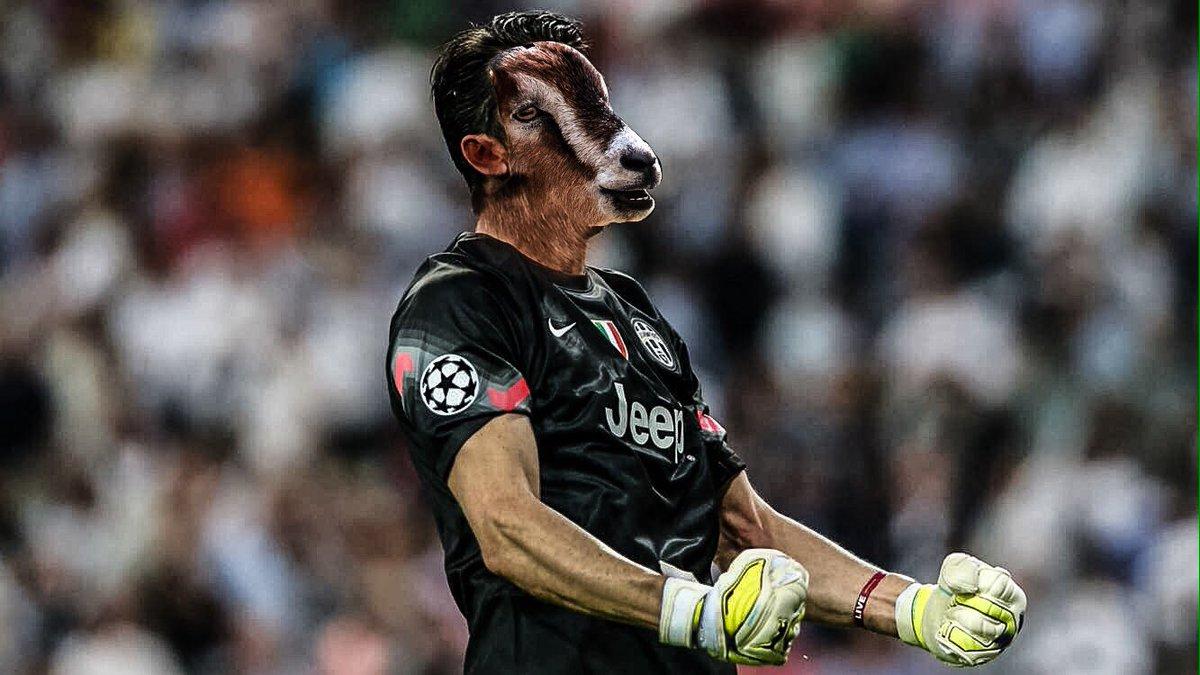 @gianluigibuffon è il più grande di tutti i tempi #Juventus