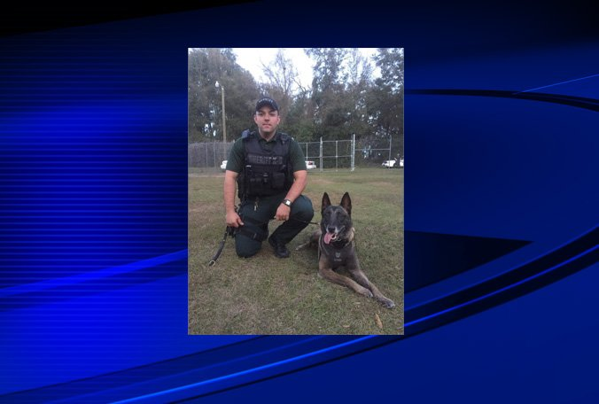 K-9 Repo with the Citrus County Sheriff's Office got his man