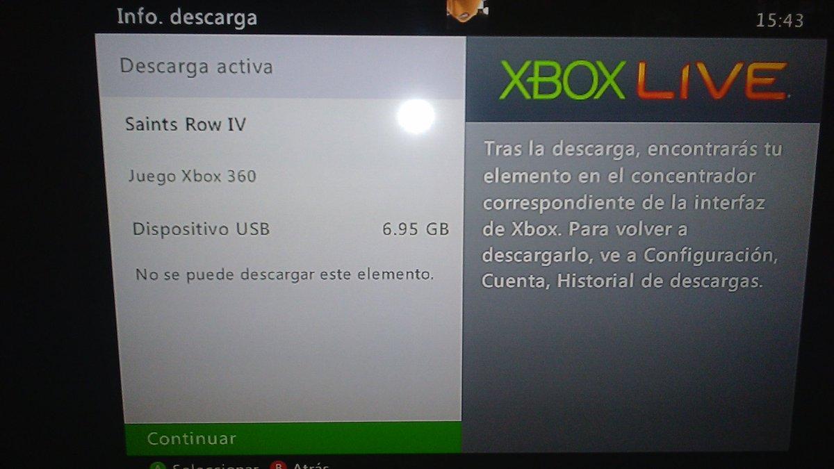 Se me cancelan las descargas - Xbox 360 - Foro Meristation