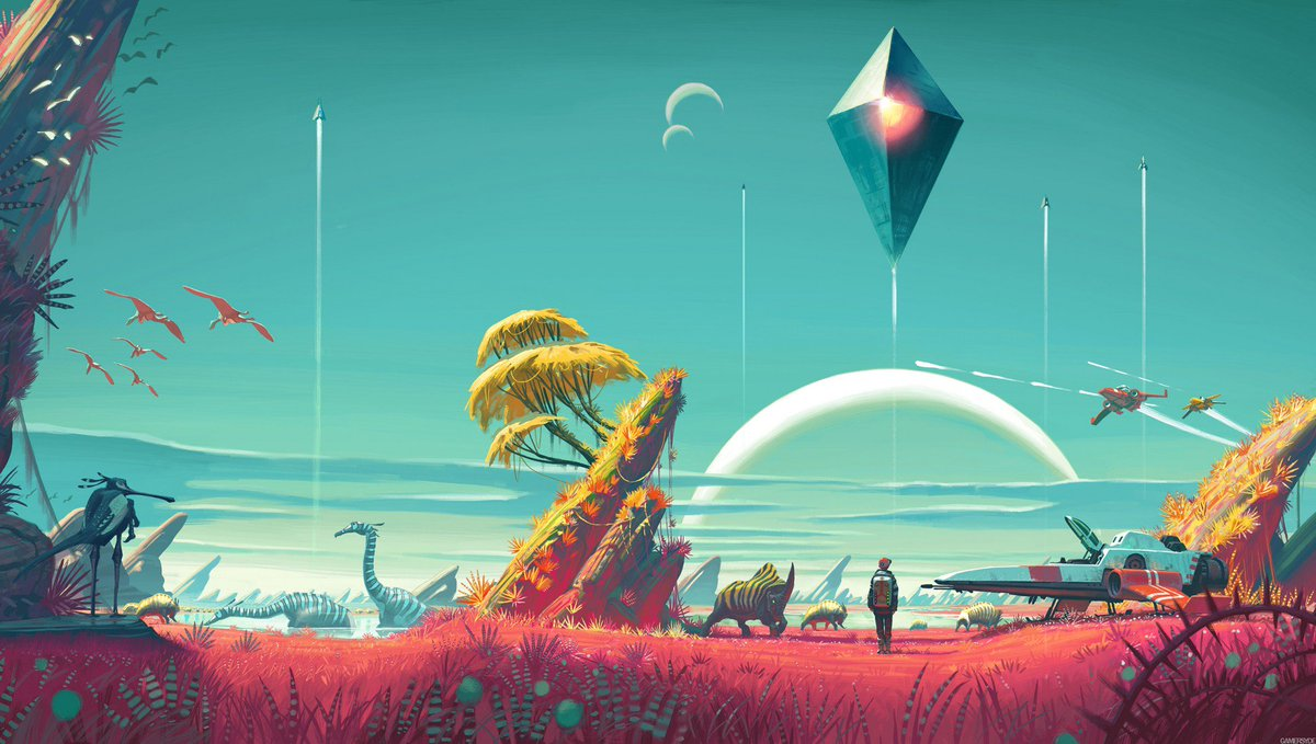 'No Man's Sky' Should Be PlayStation VR's Flagship Title