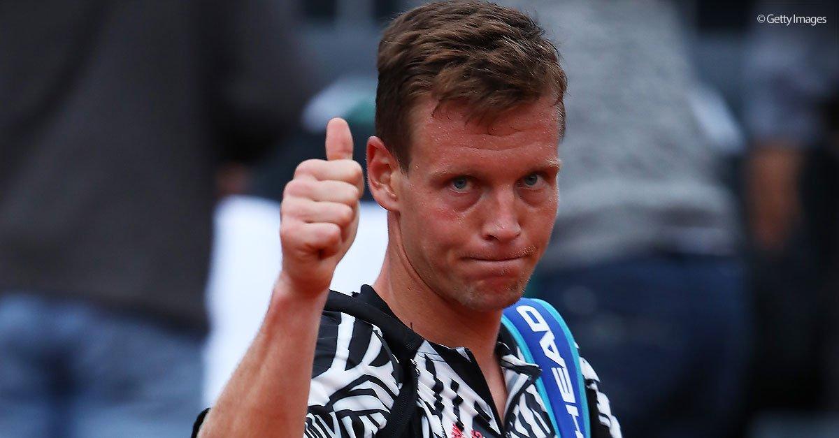 Berdych - RG '16 - ATP