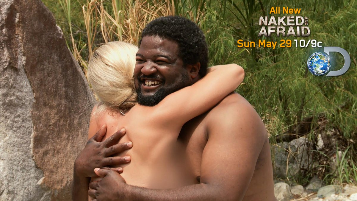Naked And Afraid Clarence