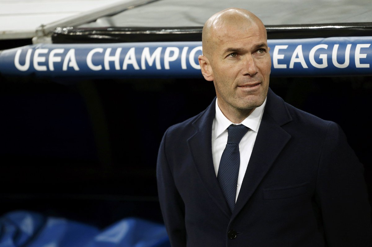1 - Zinedine Zidane has become the first French manager to win the @ChampionsLeague. Pantheon. #uclfinal https://t.co/0cUT6Q7o5b