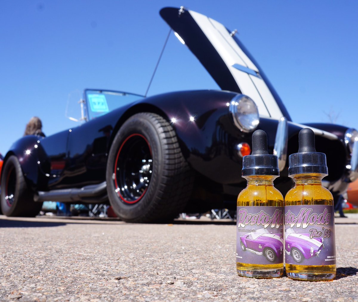 Boosted E-Juice on Twitter: