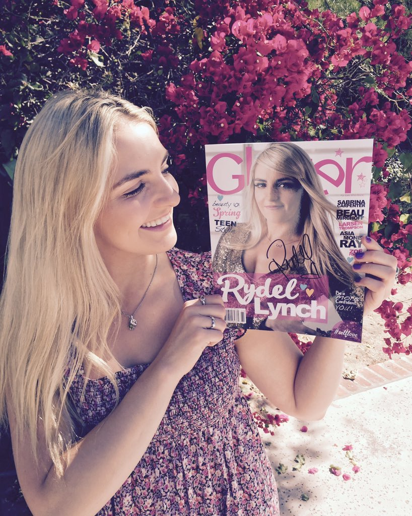 Win signed @rydelR5 copies! Post what @GlitterSelfLove Means To You #dearglitter #selflovecampaign  #selflove #rydel