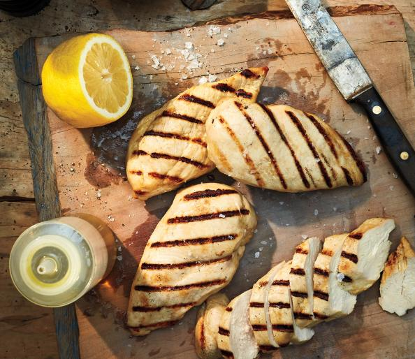 Replying to @MensFitness: 4 of the leanest, healthiest recipes to grill up: