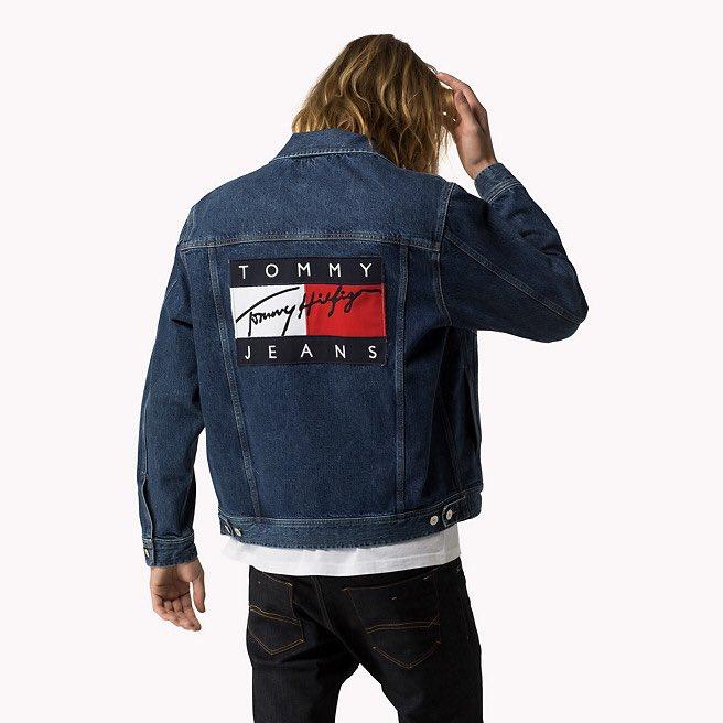 tommy hilfiger jeans jacket oberhof. Black Bedroom Furniture Sets. Home Design Ideas