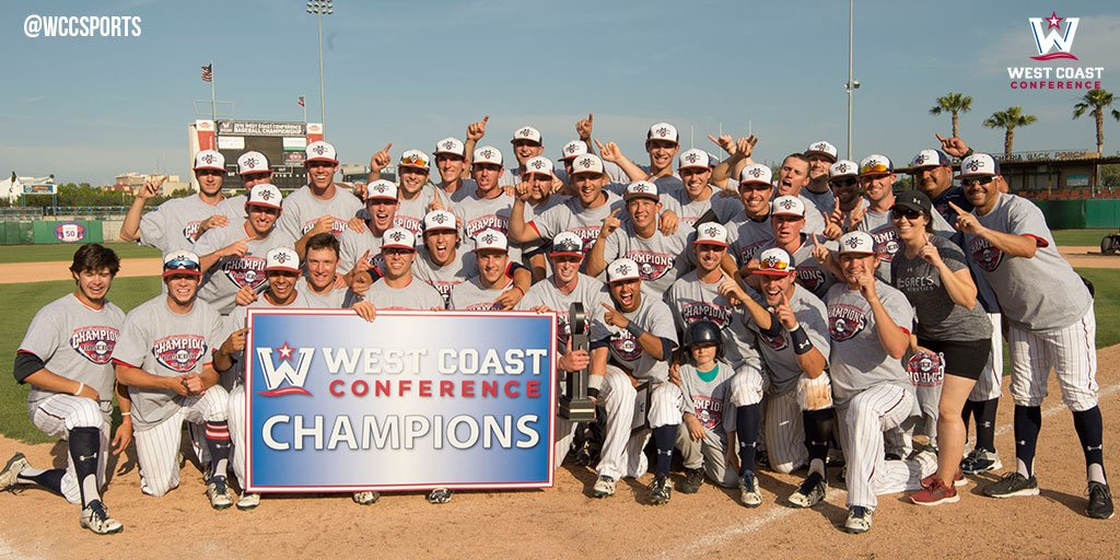 When it's a great day to be a part of the #Gaels ... Congrats to the 2016 ⚾️ #WCCchamps #RoadToOmaha https://t.co/cfvQQ1Q0gu