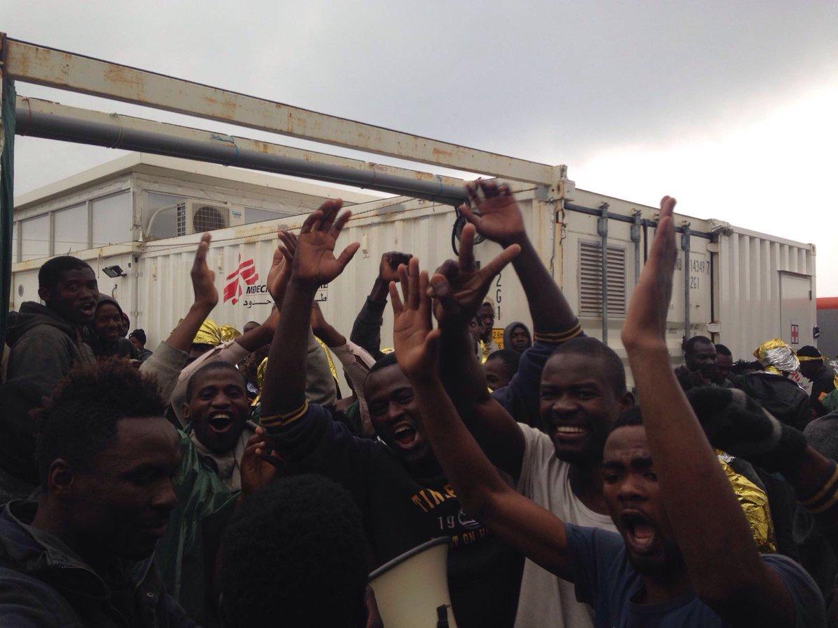 700+ migrants missing or feared dead in Mediterranean shipwrecks
