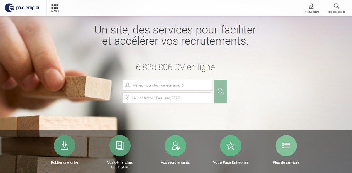 Thumbnail for Pôle emploi évolue pour mieux accompagner les entreprises