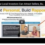 #Free Webinar – Learn How Local #RealEstate #Investors Can Attract Sellers, Buyers. https://t.co/M8yU44nCH3 …