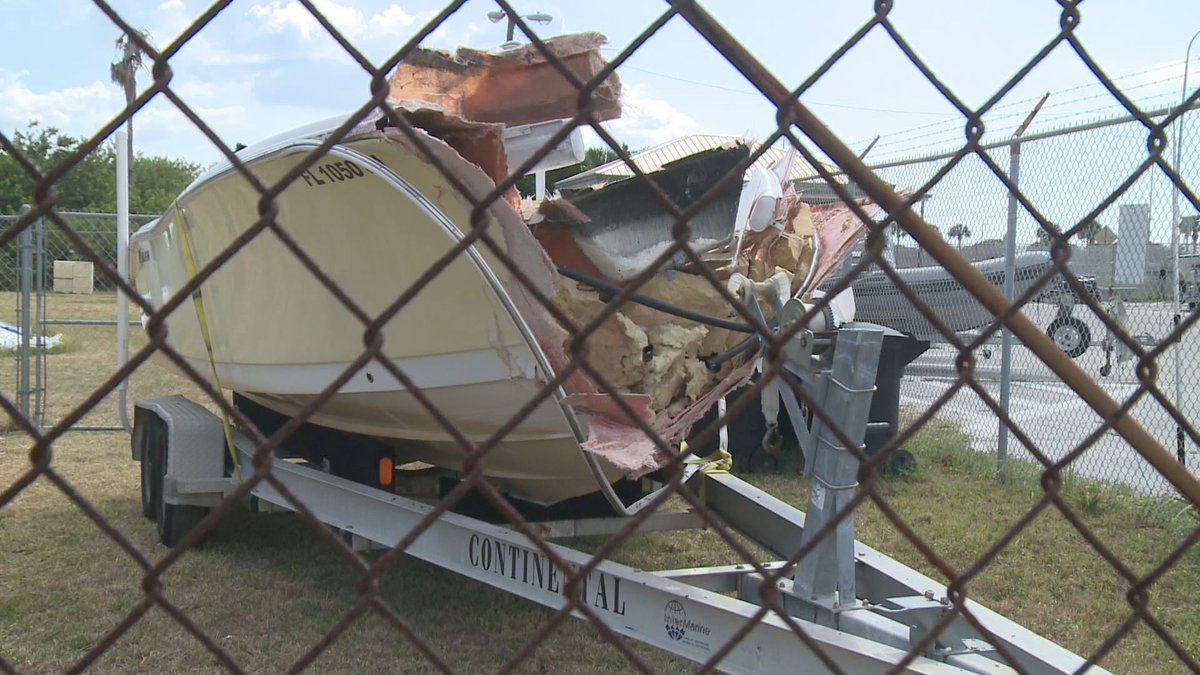 Alcohol likely a factor in fatal St. Petersburg boat crash