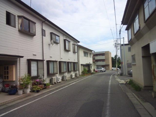 北国西街道(善光寺西街道)を歩...