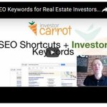 #Free Webinar #SEO Keywords for #RealEstate #Investors and Agents – SEO Strategies https://t.co/lwST34W9gT  #Business