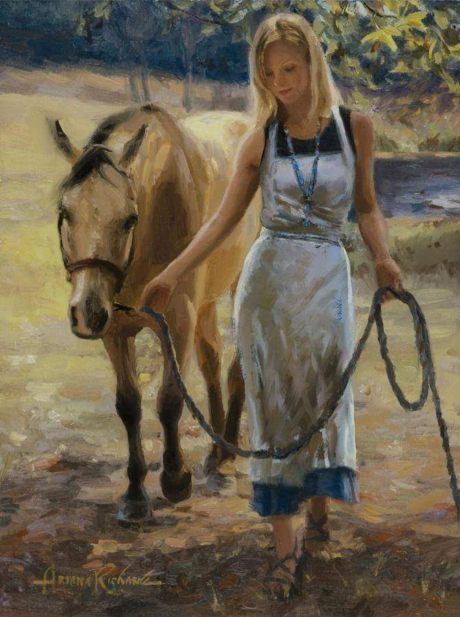 ariana richards 2015