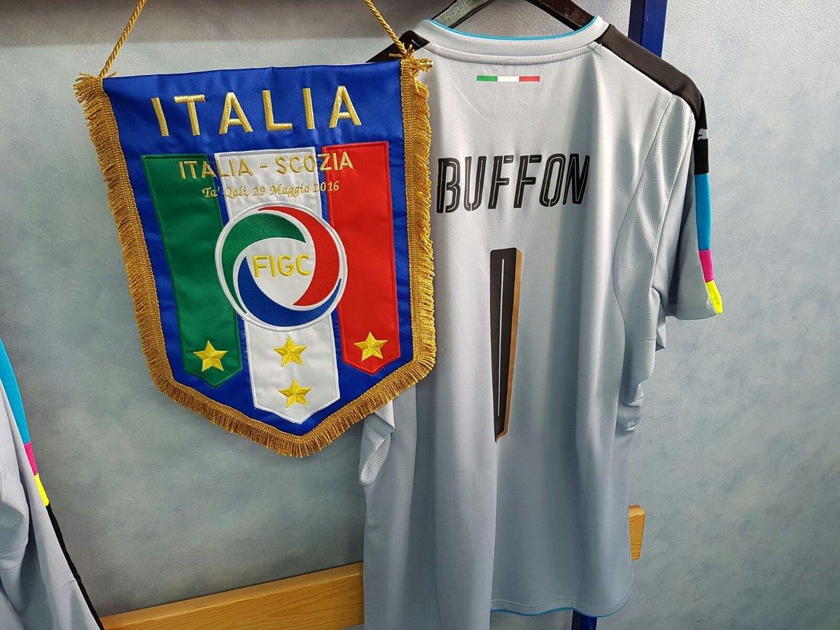ITALIA vs SCOZIA Streaming, vedere Diretta Calcio Gratis Oggi in TV Video Rojadirecta domenica 29 maggio 2016