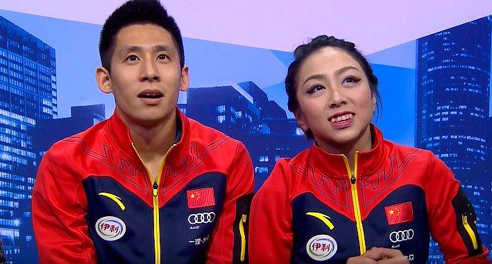 Вэньцзин Суй - Цун Хань / Wenjing SUI - Cong HAN CHN - Страница 2 CjoQ0OsUkAAOOdv