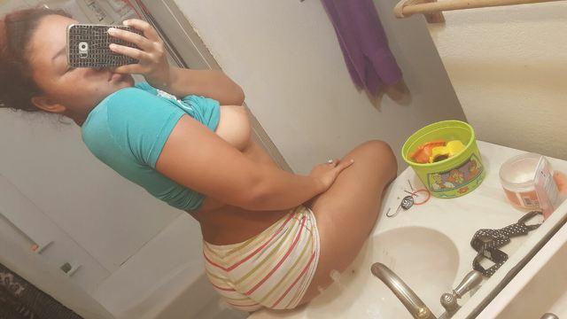 Nude Selfie 5658