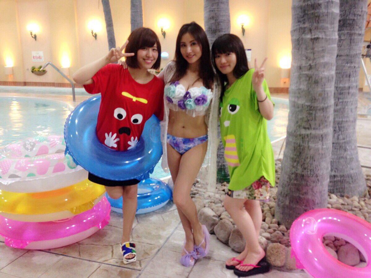 よなきに奈良健康ランドツアー最高に楽しかったです!最&高!みんな気をつけて帰ってね!本当にありがとう! #yonaka pic.twitter.com/3bEYvMCz1Q