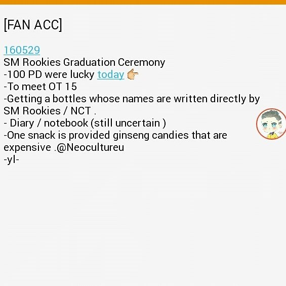 """Ola. On Twitter: """"SM Rookies Graduation Ceremony By"""
