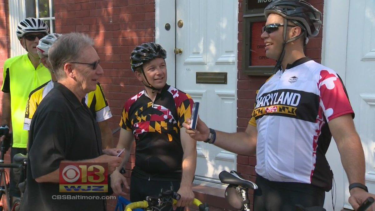 Stroke survivor begins journey to preserve Babe Ruth's Baltimore legacy