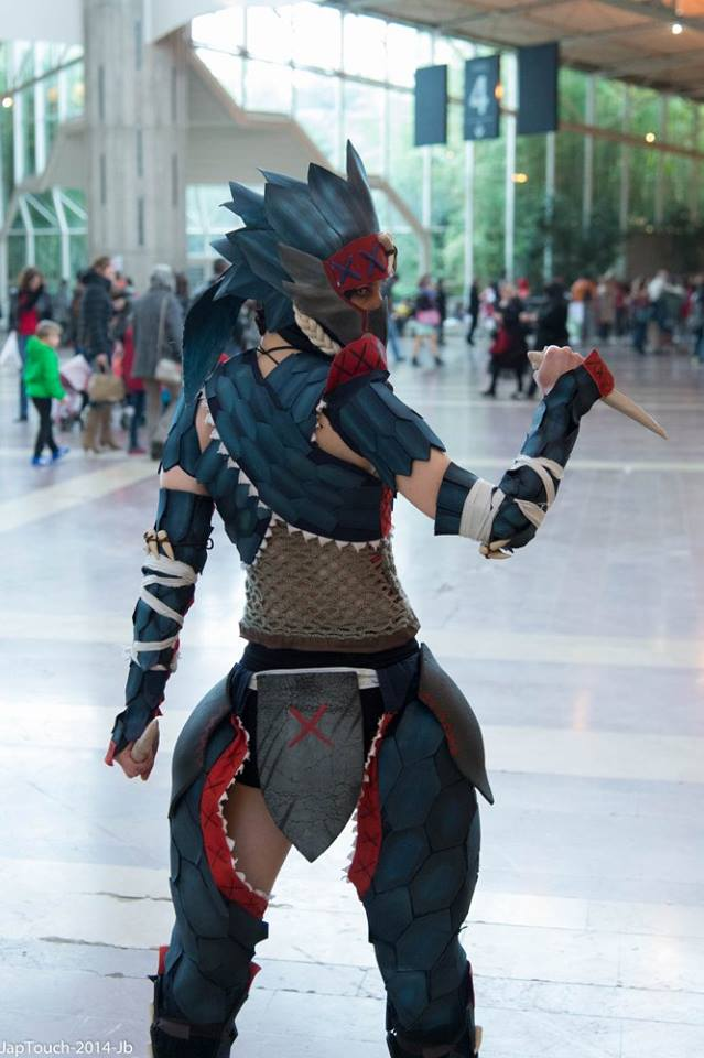 monster hunter nargacuga armor wwwpixsharkcom images