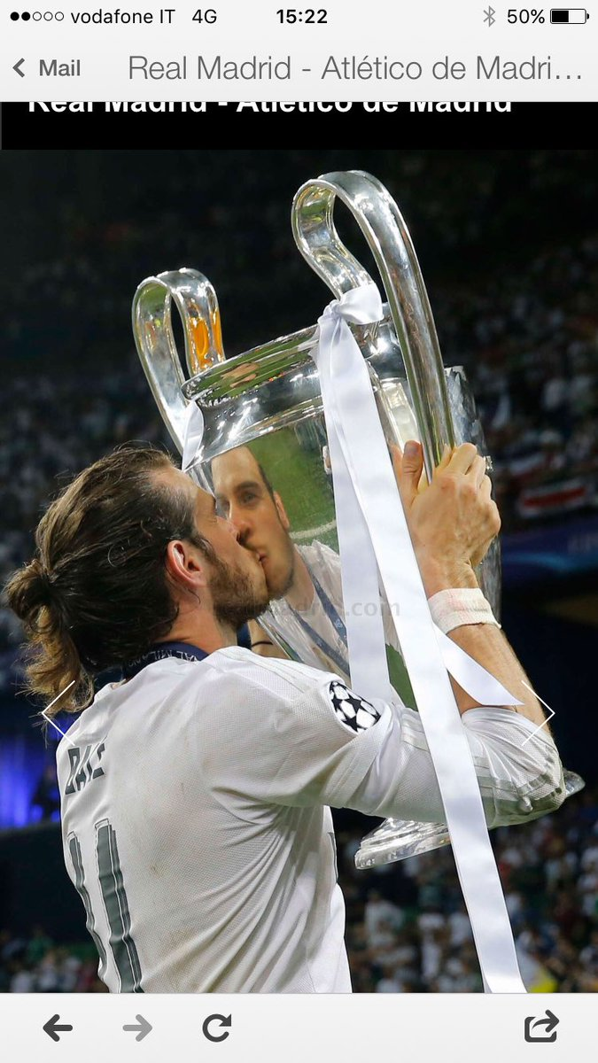 Great to be in Milan on day Real became champions! @realmadrid #RealMadridAtleticoMadrid <br>http://pic.twitter.com/YF20wajVBA